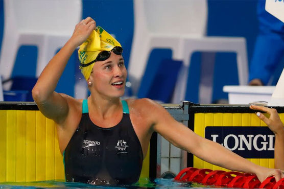 Australia set for Olympic swim trials as 'perverts' row makes waves