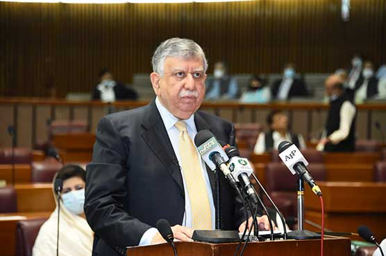وفاقی حکومت کا تیسرا بجٹ پیش، وزیر خزانہ شوکت ترین کی مکمل تقریر کا متن