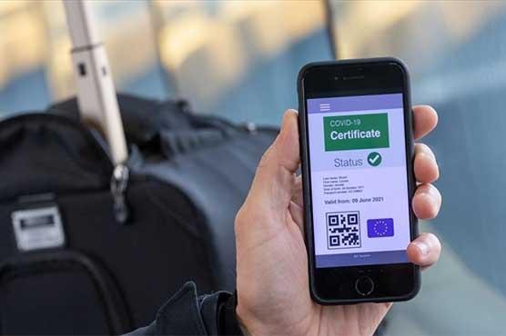 کورونا ڈیجیٹل سرٹیفیکٹ کی منظوری، یورپ میں پابندیوں کے بغیر سفر کی اجازت