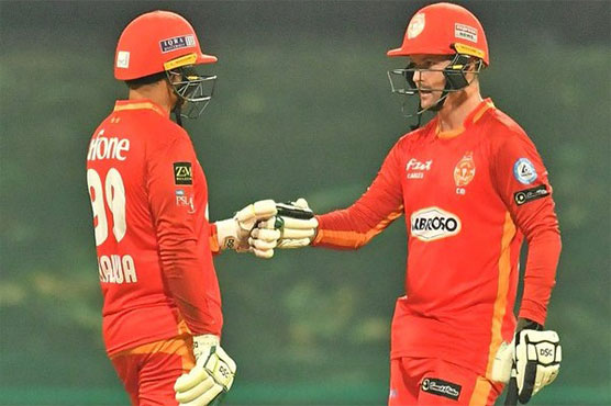Munro, Usman guide United to crushing 10-wicket win over Gladiators