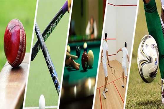 ملک میں کھیلوں کیلئے 3 ارب 73 کروڑ سے زائد مختص