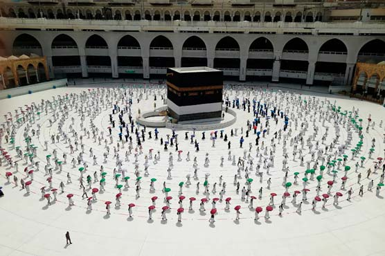 Saudi Arabia to allow 60,000 vaccinated residents to perform hajj