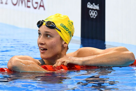 Swimming Australia to investigate misogyny claims after Groves complaint