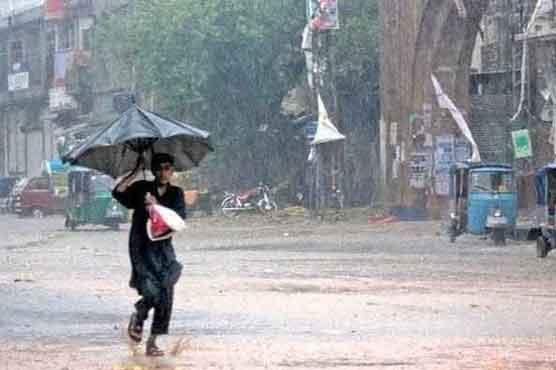 سندھ، پنجاب، کشمیر میں معمول سے زیادہ مون سون بارشوں کا امکان