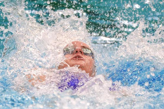 Australia's McKeown smashes women's 100m backstroke world record