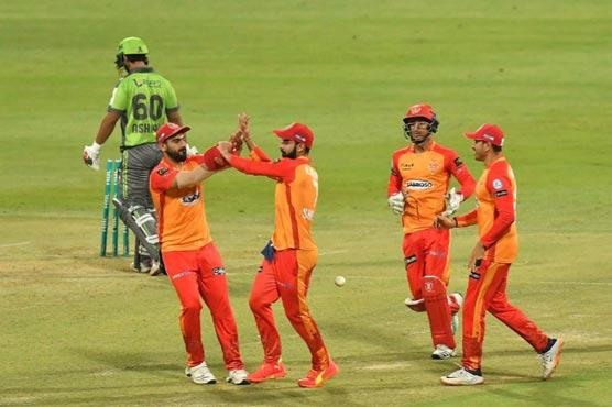 PSL-6: Islamabad United beat Lahore Qalandars by 28 runs