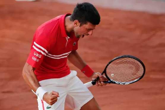سربیا کے ٹینس سٹار نوواک جوکووچ نے فرنچ اوپن کا ٹائٹل جیت لیا