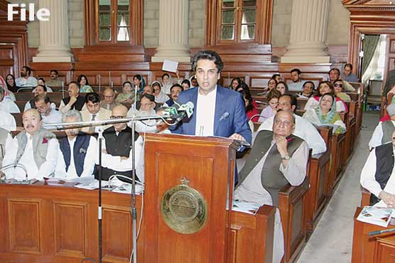 Punjab budget 2021-22: Hashim Jawan Bakht unveils Rs2.653 trillion budget