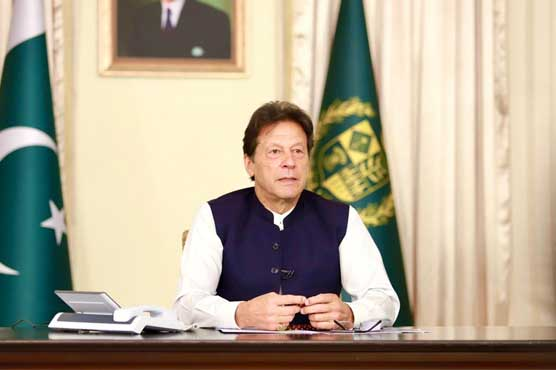 PM Imran stresses timely vaccination to prevent spread of Covid-19