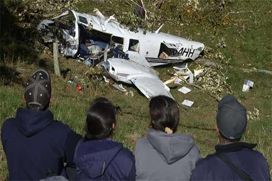 سوئٹزرلینڈ، فرانس، امریکا میں 4 چھوٹے طیارے گر کر تباہ، 9 افراد ہلاک