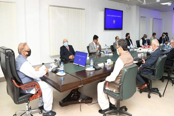 President for creation of special cell at FO to facilitate overseas Pakistanis