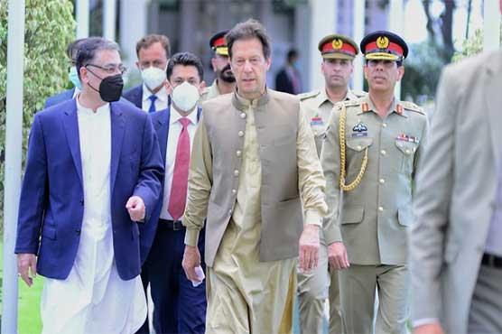 وزیراعظم عمران خان آج سیف سٹی ہیڈ کوارٹر کا دورہ کریں گے