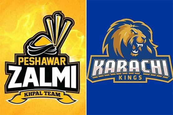 پی ایس ایل 6: پشاور زلمی نے کراچی کنگز کو 6 وکٹ سے ہرا دیا