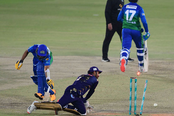 PSL6: Multan Sultans vs Quetta Gladiators to be played today