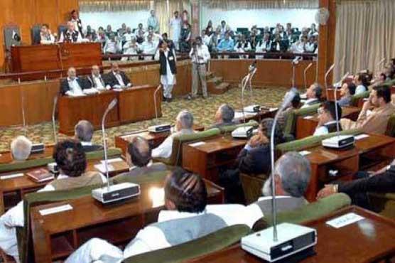 AJK govt fails to present budget 2021-22