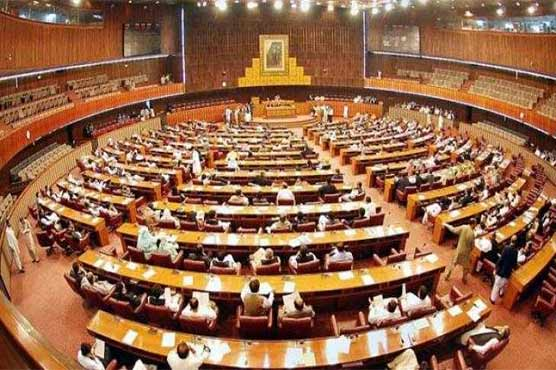 Seven MNAs banned for 'disorderly' conduct allowed back in NA