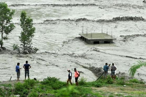 Death toll rises as monsoon floods hit Bhutan and Nepal