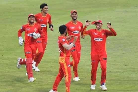 PSL-6: Islamabad United beat Peshawar Zalmi by 15 runs