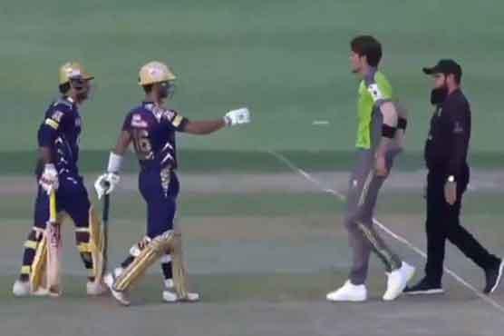 Shaheen Afridi regrets ugly on-field spat with Sarfaraz Ahmed