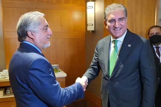 Afghan leadership should find political solution to Afghan problem through dialogue: FM Qureshi