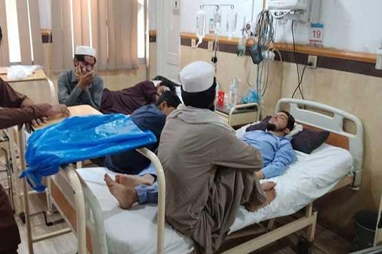 KP allocates Rs 142 billion health budget: Jhagra