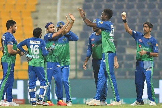 Shahnawaz, Sohaib lead Sultans to 80-run win over Qalandars
