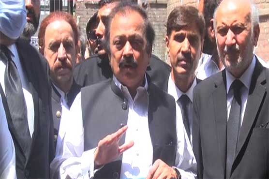 Govt offering NRO to Tareen in an attempt to pass budget: Rana Sanaullah