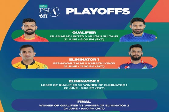 PSL 6 enters playoffs stage