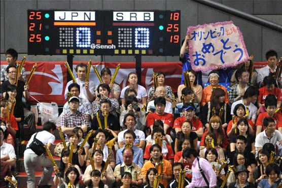 Up to 10,000 fans allowed at Tokyo Olympics events: organisers