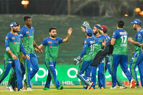 PSL-6: Multan Sultans reach final after dramatic win over Islamabad United