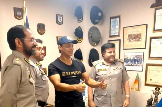 Shoaib Akhtar appointed as Motorway Police's ambassador