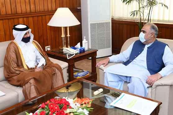 Qatar to provide one million doses of corona vaccine to Pakistan