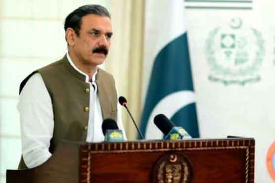 Asim Bajwa expresses satisfaction on progress of CPEC projects in Punjab