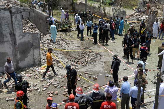 Three dead, 21 injured as blast rocks Lahore's Johar Town