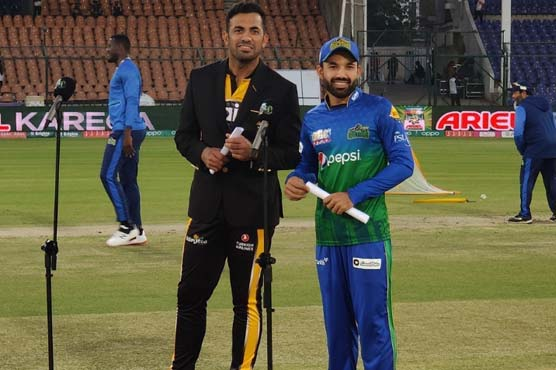 Multan Sultans, Peshawar Zalmi to lock horns for PSL6 final today