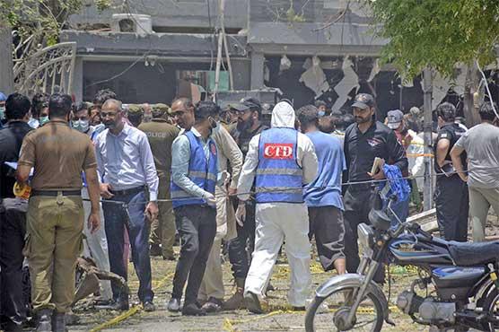 Police find new clues regarding car used in Johar Town blast