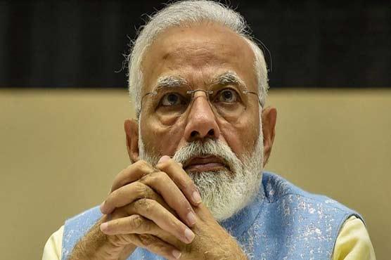 Occupied Kashmir leaders meet PM Modi, demand to restore valley's autonomy