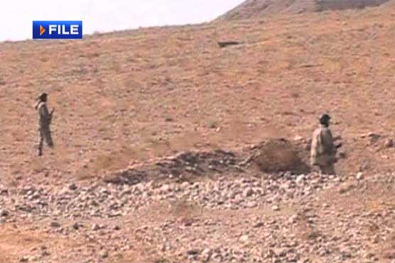 Five FC soldiers martyred as terrorists attack patrolling party in Sibbi