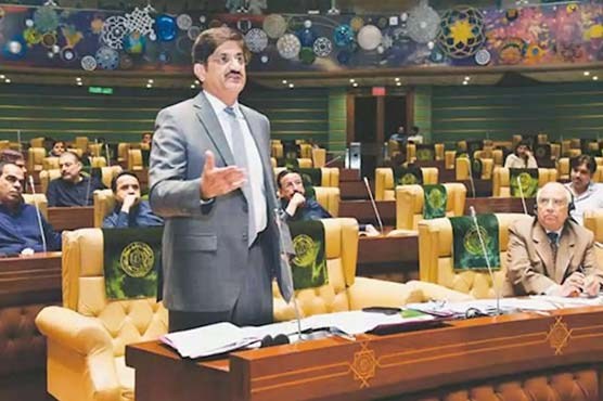 Sindh Assembly approves budget for FY2021-22 in matter of minutes