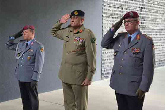 Pak Army intends to expand bilateral defence cooperation with Germany: COAS