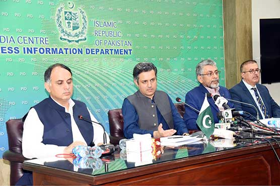 FATF's action plan to be completed in 12 months: Hammad Azhar