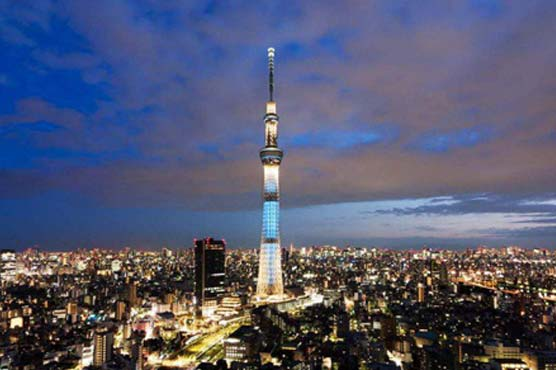 From a great height: Tokyo sky decks offer fresh perspective