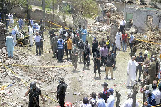 Intelligence agencies make another arrest in connection with Lahore blast