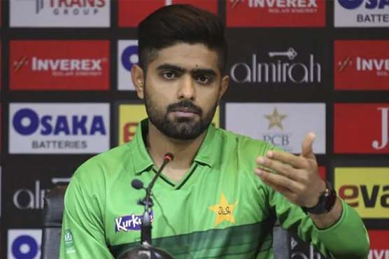 Will try our best to win series against England, says Babar Azam