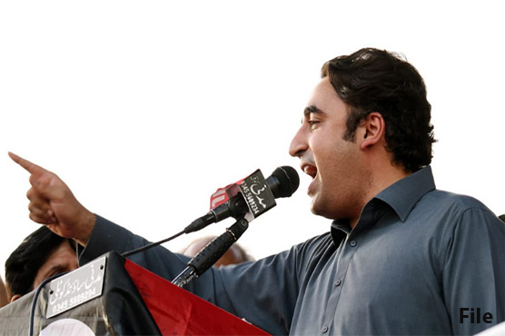 Bilawal Bhutto gears up election campaign in Azad Kashmir