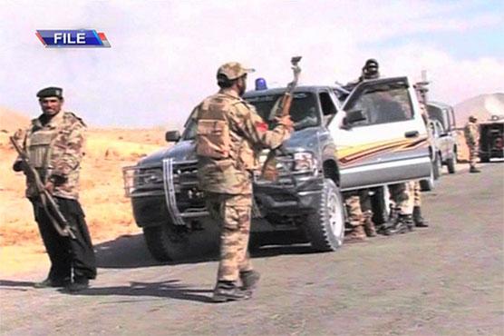 FC soldier martyred in landmine explosion in Hoshab