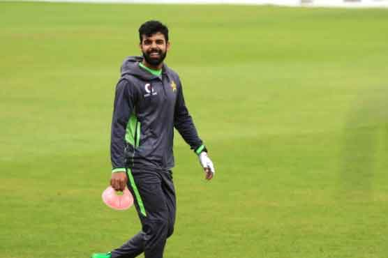 Shadab Khan upbeat about Pakistan living up to its potential in England series