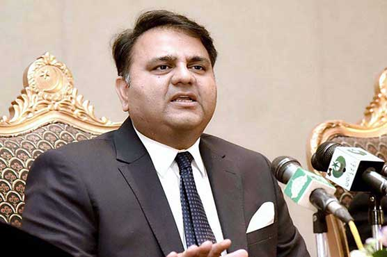 PM directs to again contact opposition on electoral reforms: Fawad Ch
