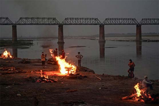 India's holy Ganges river gives up its coronavirus dead