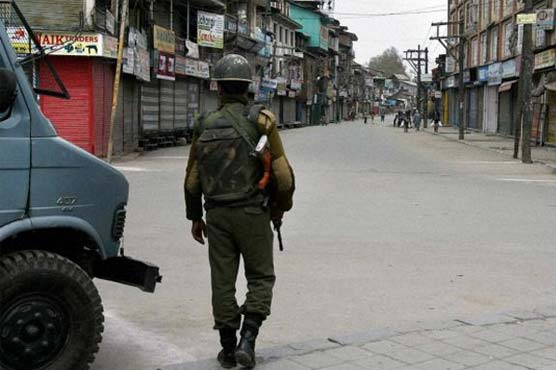 Indian troops martyr another Kashmiri youth in Srinagar
